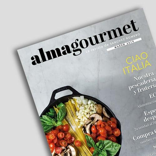 Revista Almagourmet Marzo 2019