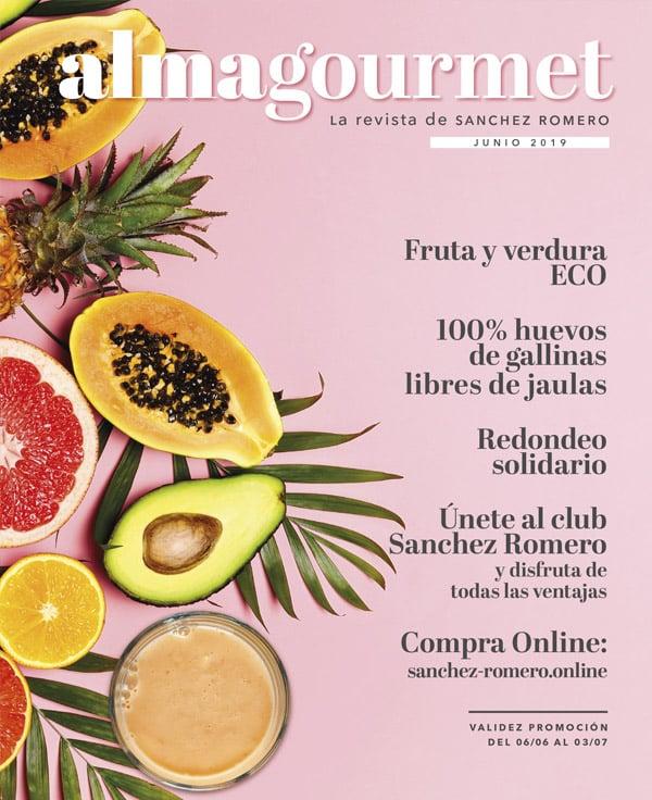 Revistas Almagourmet Junio 2019